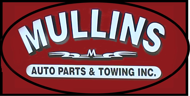 mullinsautopartsandtowing.com
