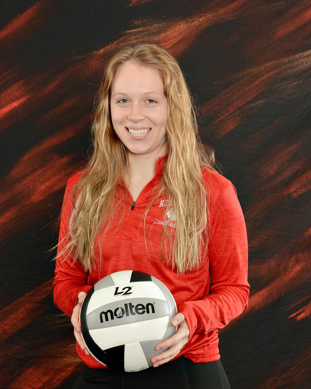 Mel Nussbaum - 14s Coach