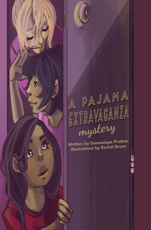 A Pajama Extravaganza Mystery Chapter Book