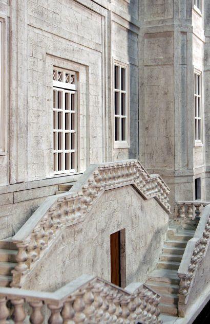 Chateau des Songes Entrance