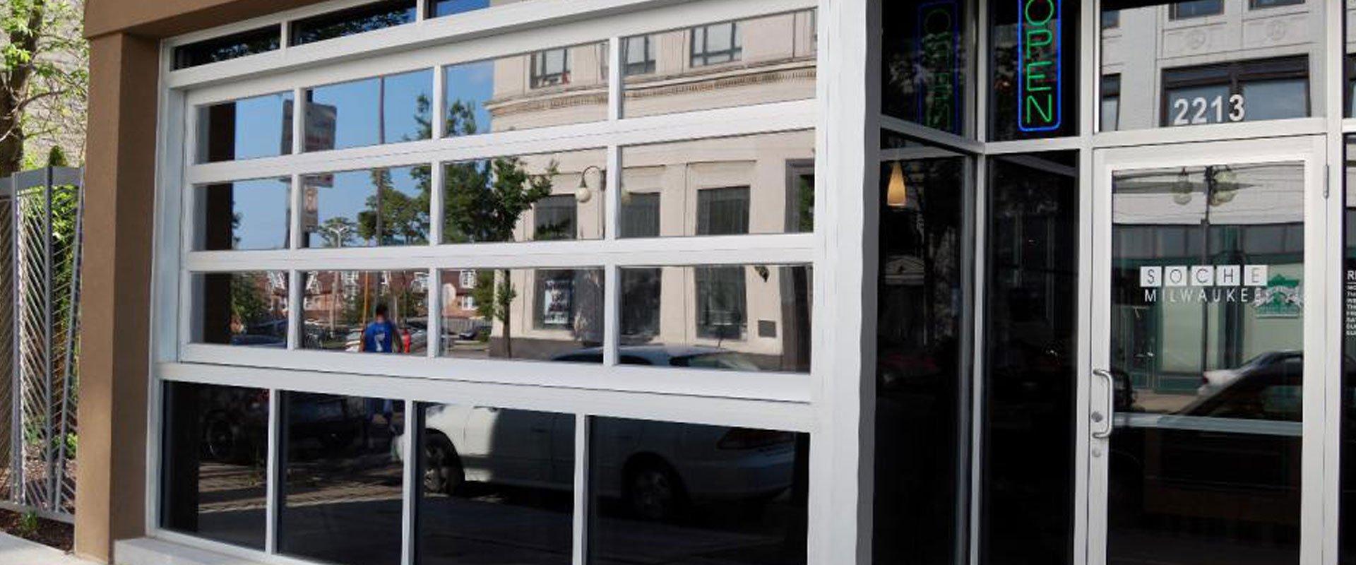 commercial garage doorsGarage Door Services Prospect  Commercial Garage Doors