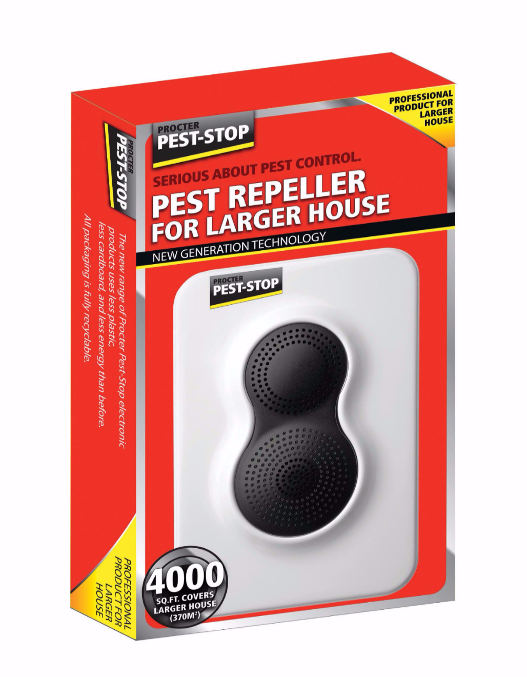 Proctor Pest-Stop Repeller For Large House