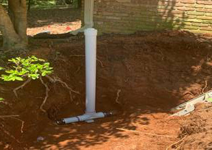 Complete Main Sewer Line Replacement