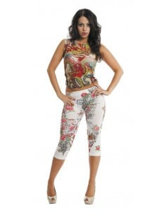 Moda Disco Mujer 3