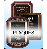 Plaques Click for catalog
