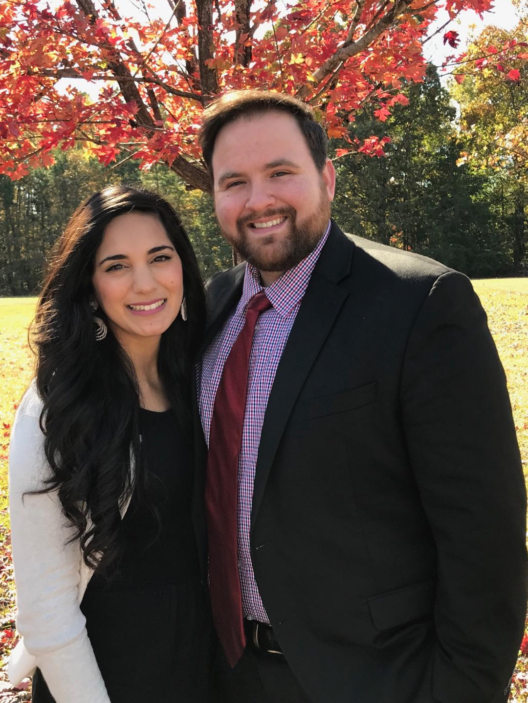 Spanish Pastor Mark and Yani Perez
