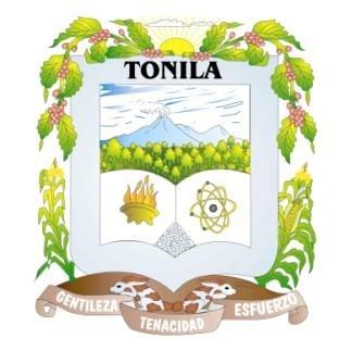 Escudo de Armas del Municipio de Tonila