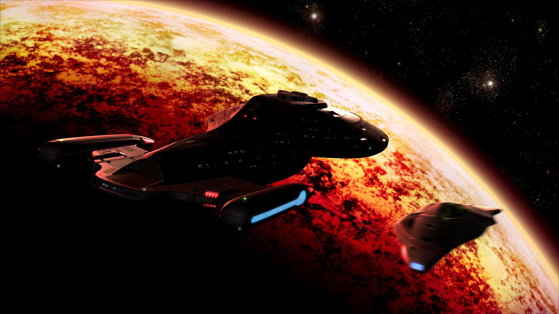 Star Trek Rendevous