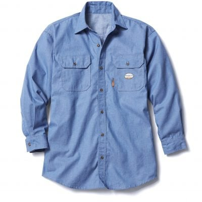 10 Rasco Chambray Work Shirt 400x400