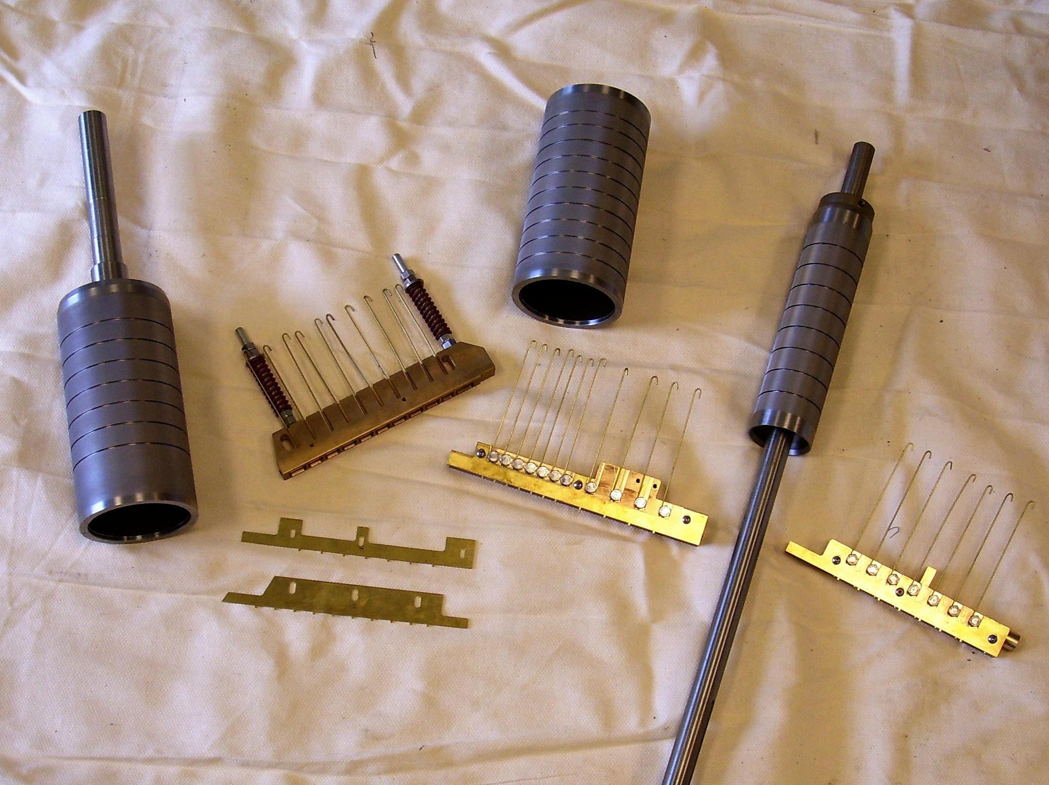 Custom Glue System Parts