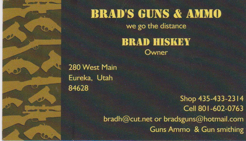280 West Main Eureka, Utah 84628 435-433-2314