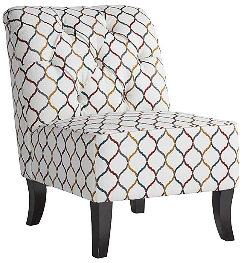 Duvall Party Armless chair 1650
