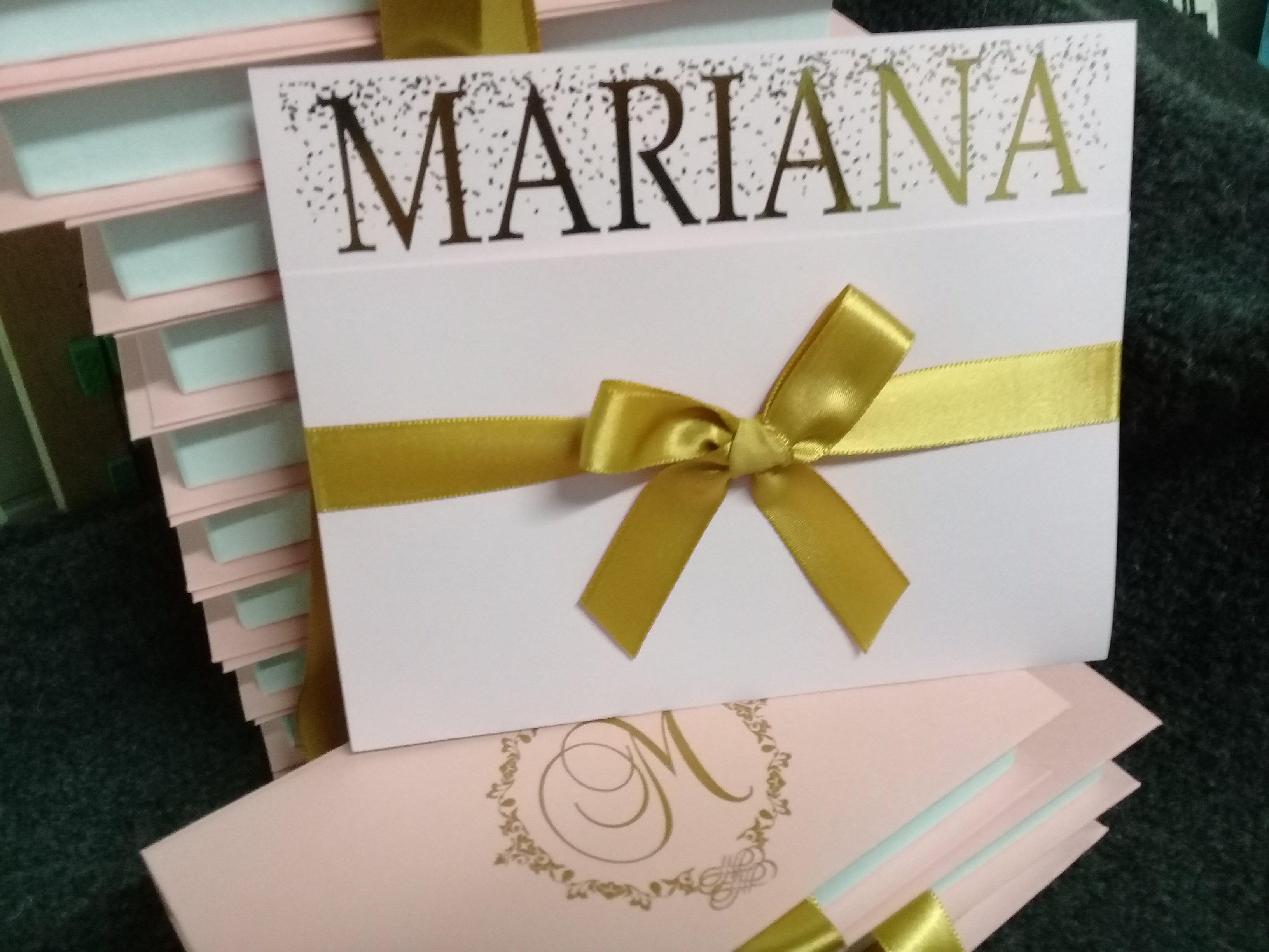 Mariana - foil