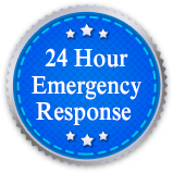 24 hour emergency response
