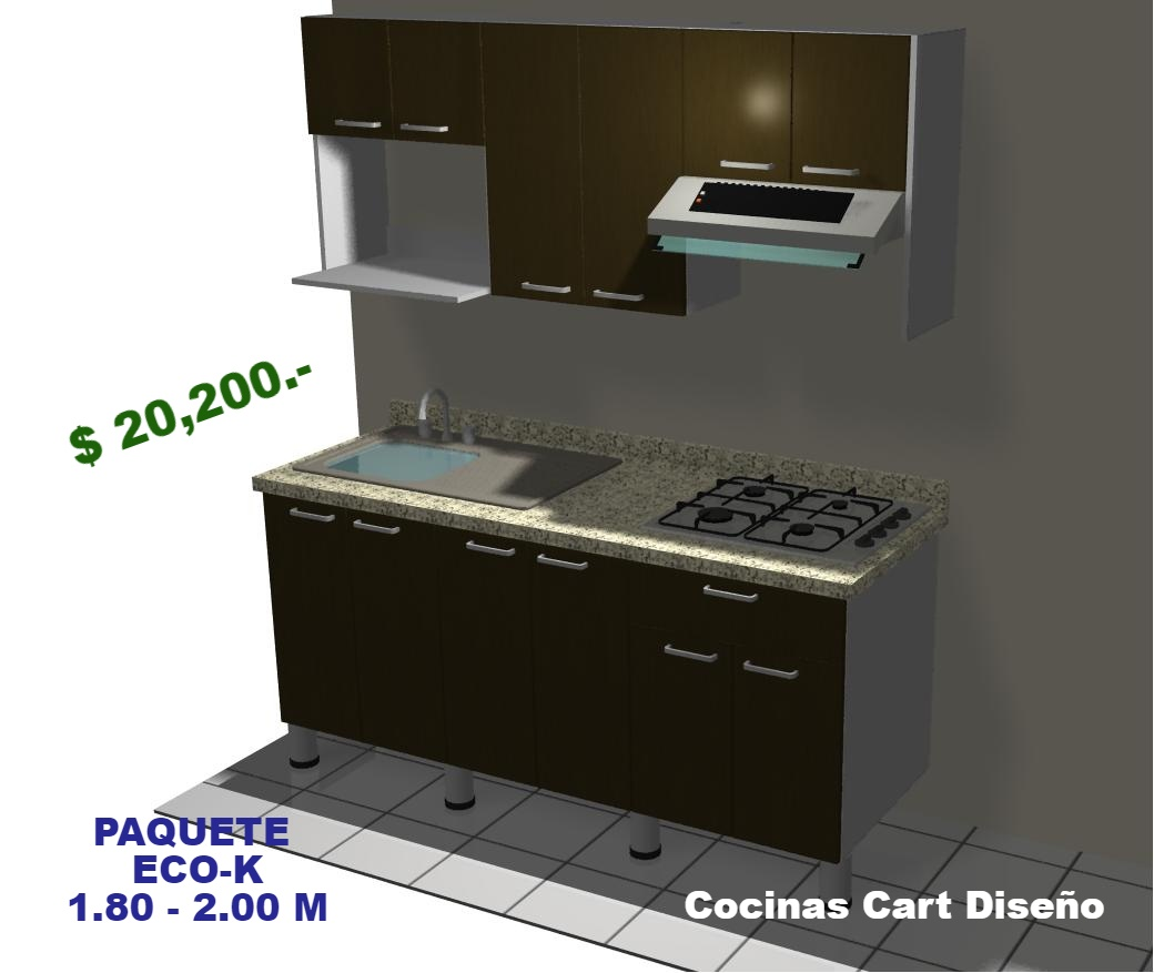 PAQUETE  ECO-K $ 20,200.-
