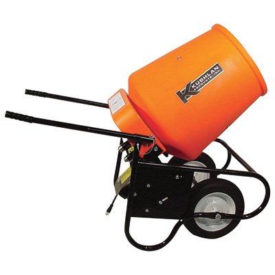 Concrete Mixer Electric (2-80lb bags) $25/half $40/day