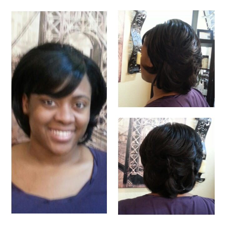 RELAXER HAIR