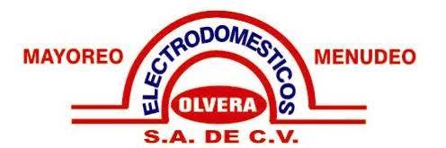 ELECTRODOMESTICOS OLVERA