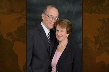 Tom & Carolyn Pace Peru