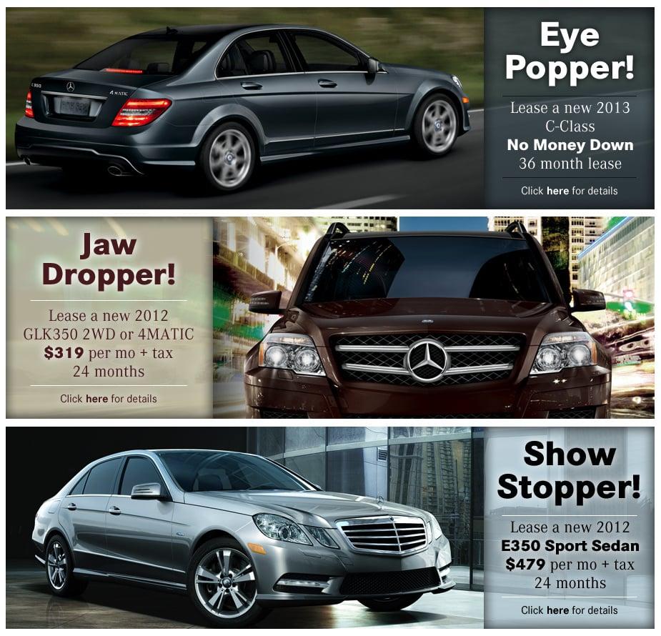 Beshoff Motor Cars Digital Banners