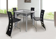 GT Dining Sky  Counter Height Table, Chair