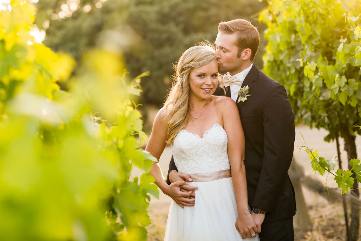 Kyle and Kelly, Sunstone Winery and Villa, Santa Ynez