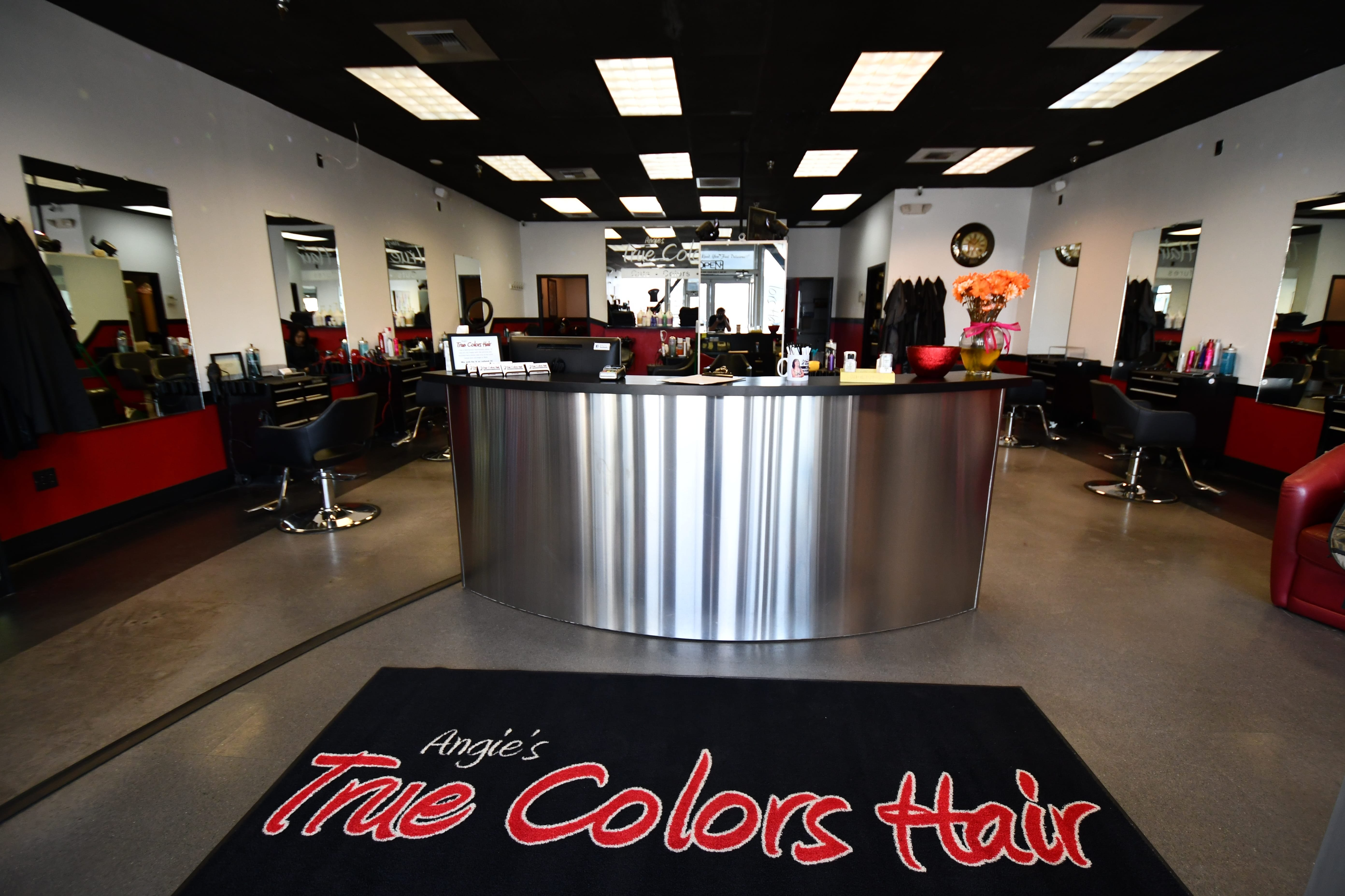 Hair Salon Interior