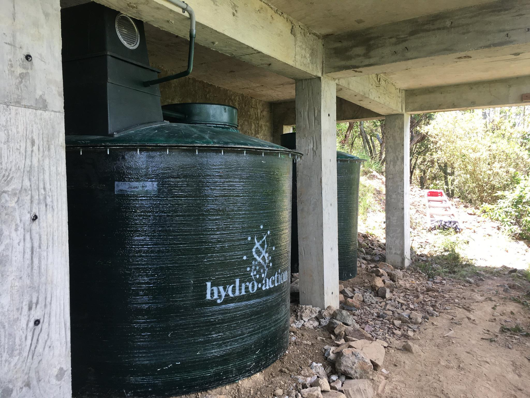 Hydro Action Water Treatment System