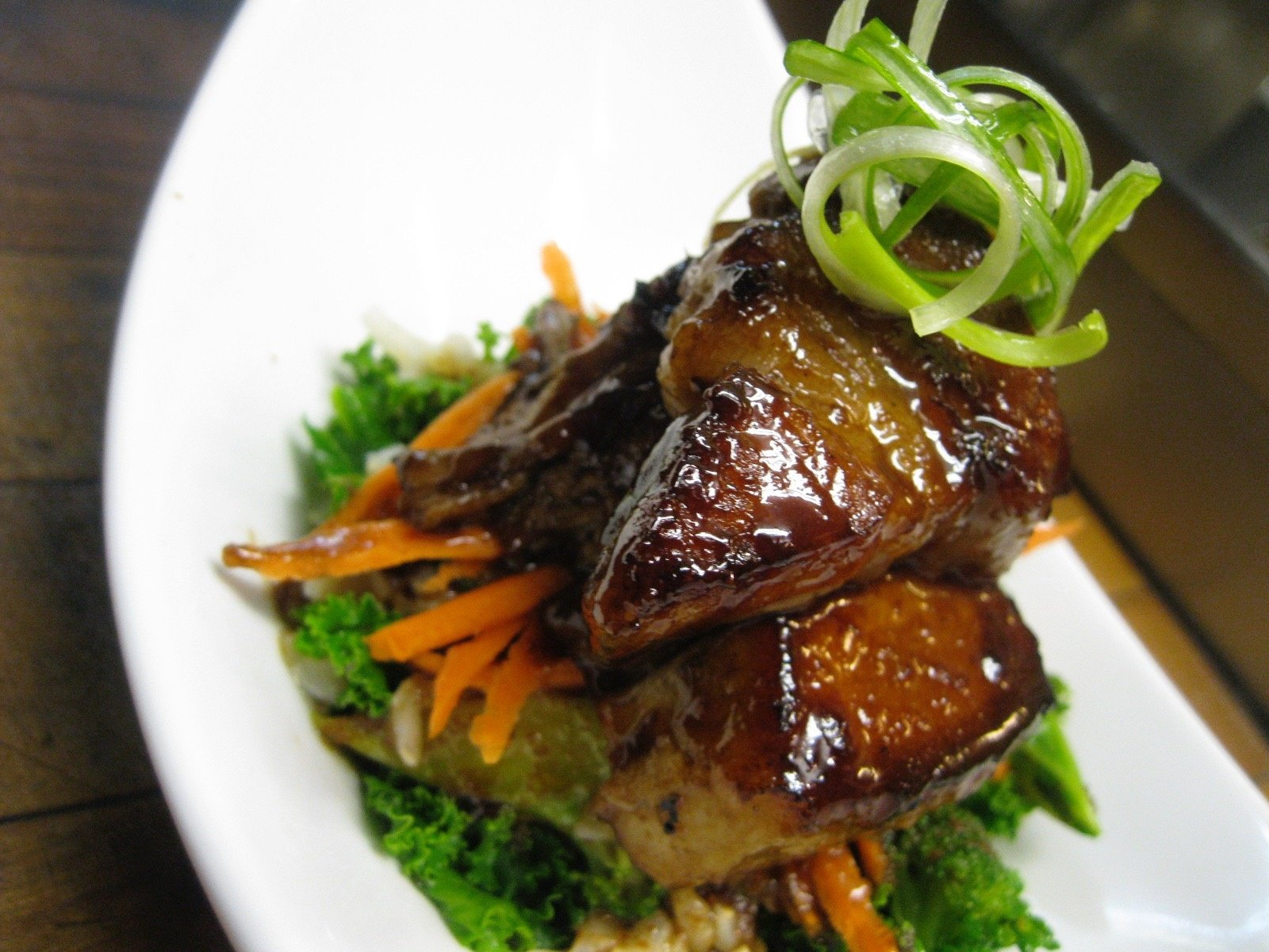 korean BBQ Berkshire Pork Belly