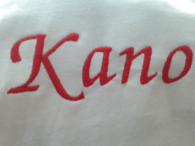 Kano Embroidery