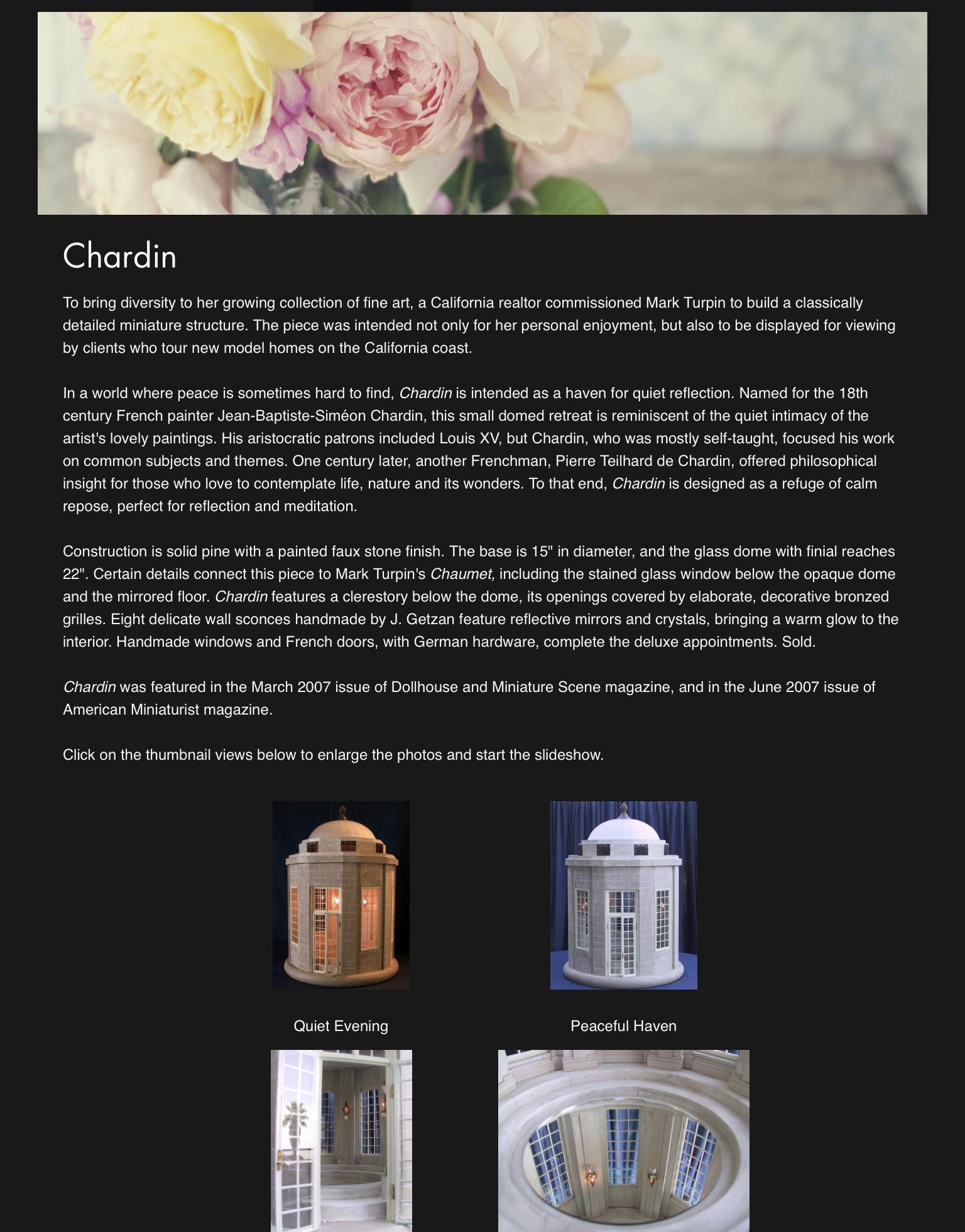 Chardin — 2002