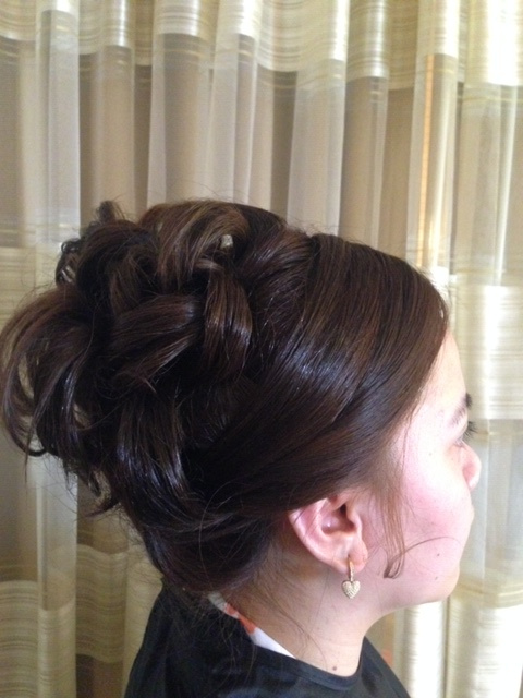 Updo Hairstyle 7