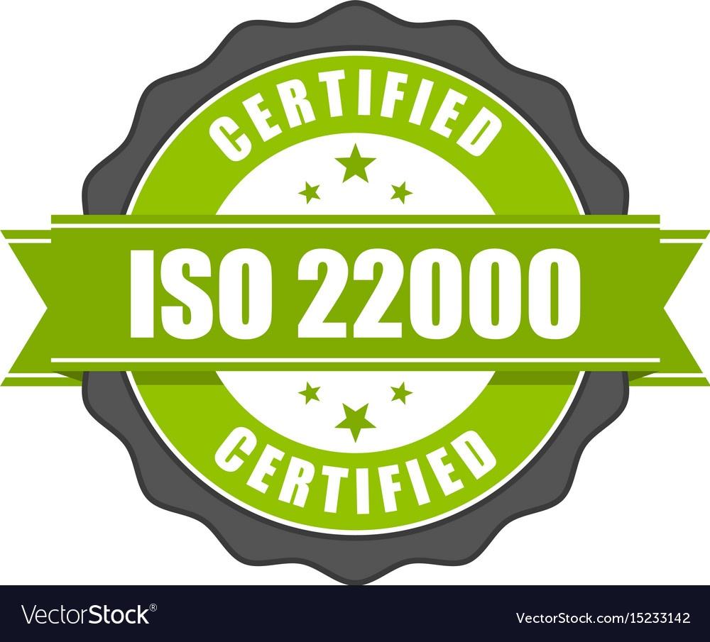 Implementcación de la  Norma ISO 22000