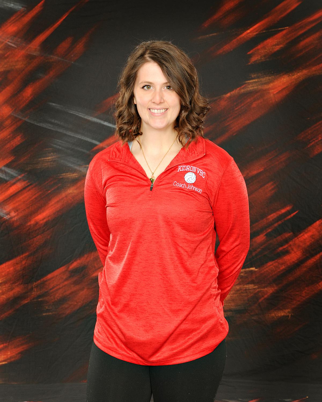 Maggie Johnson - 15s Coach