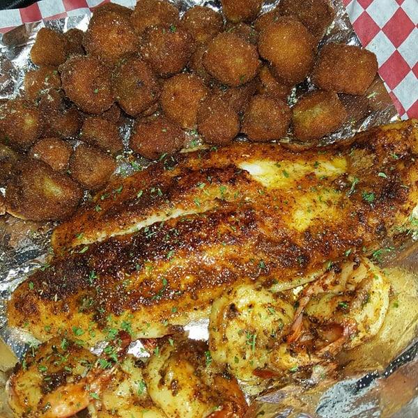 Off The Hook Key West Impressive Restaurant Oklahoma City Culinary Experience