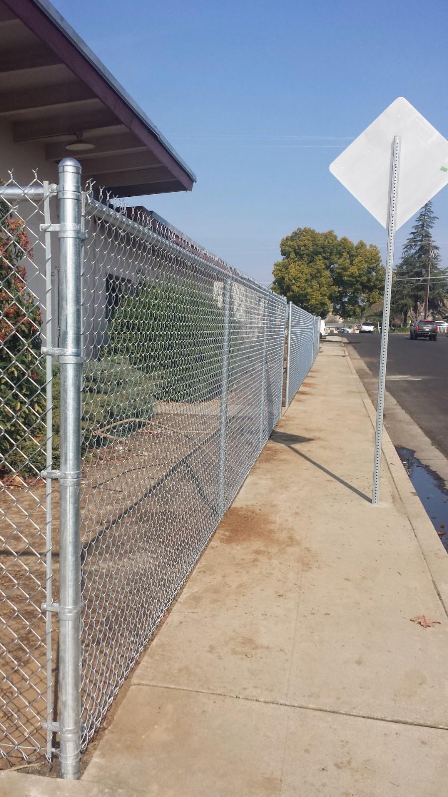 Chain-Link Fences