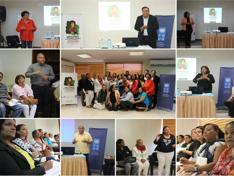 Plataforma multisectorial de  género en Valverde
