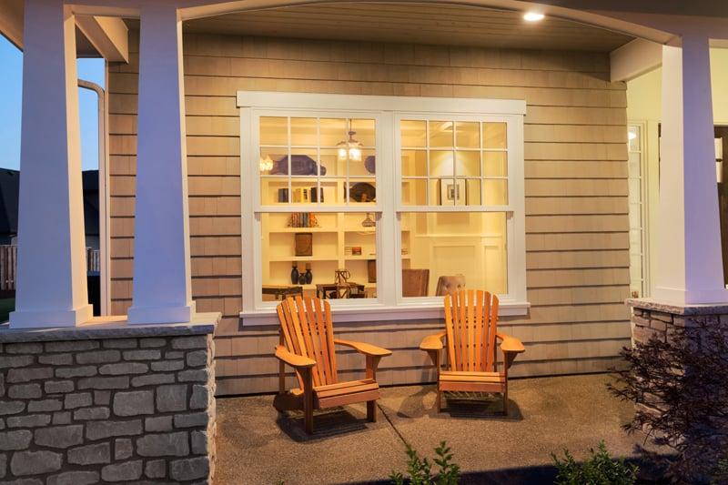 Porch outside