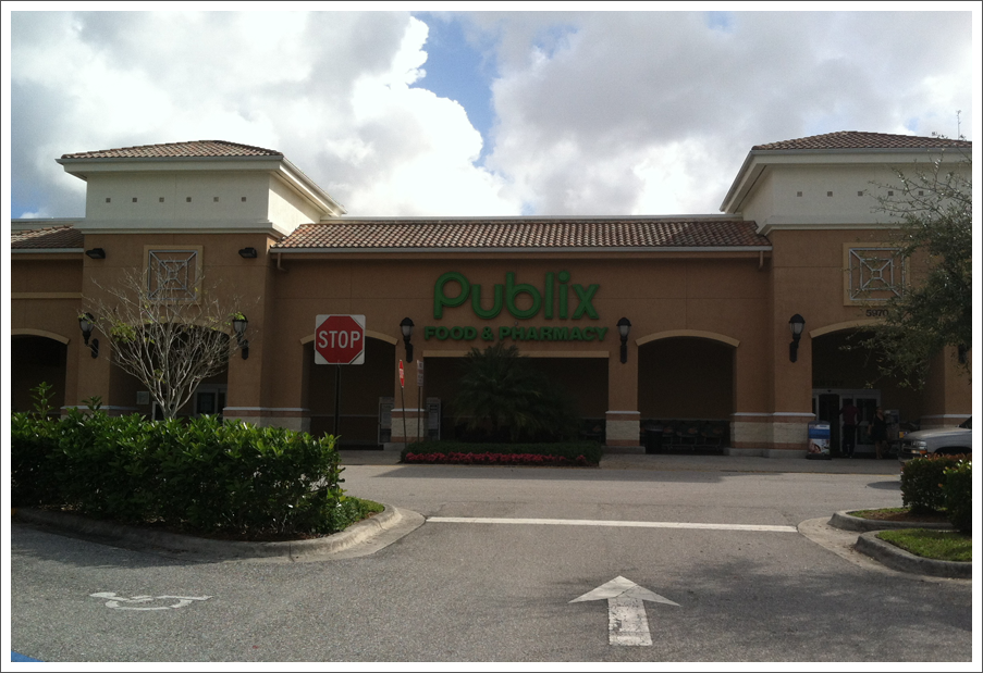 View the list of commercial construction projects done by bertolami construction inc in for Publix greenwise palm beach gardens