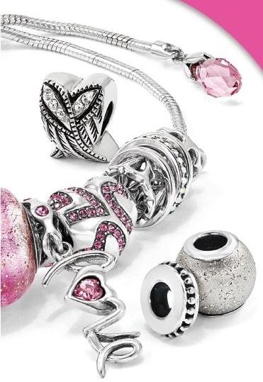 Reflection Beads Bracelet
