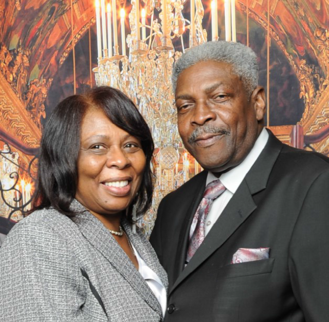 Ministry Leaders: Rev. Leon and Sis. Bobbie Thomas