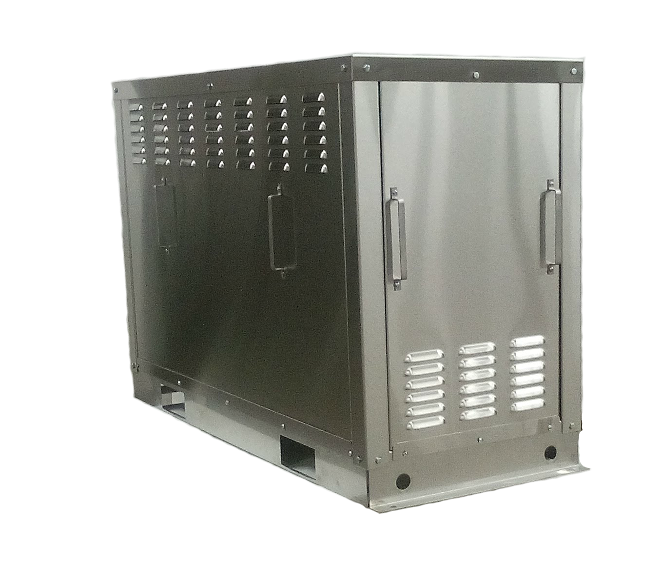 Steam Generator Outdoor Enclosure