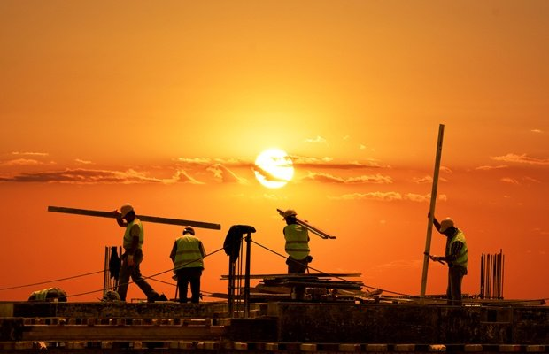 Sundown Laborers