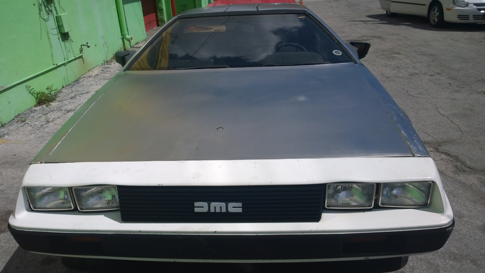 1983 DeLorean DMC, V6