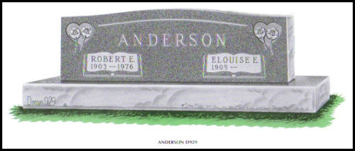 Anderson D929