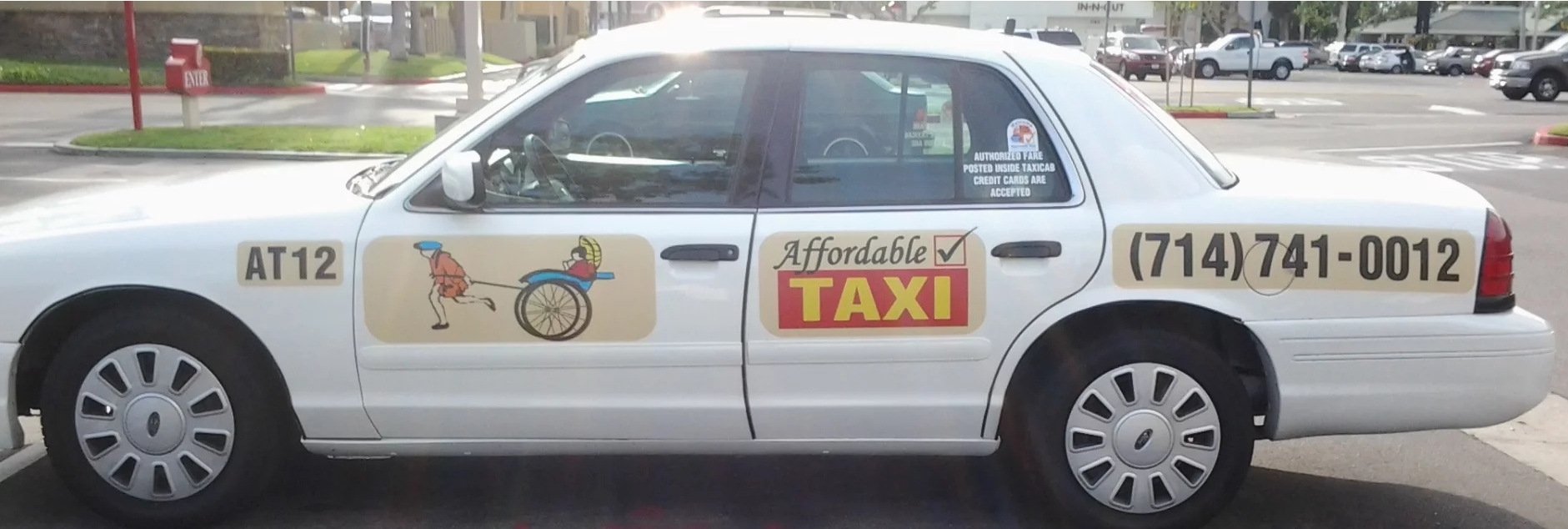Affordable Taxi