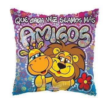 "Globo 18"" s/gas  $80.00 pesos c/gas  $160.00 pesos"