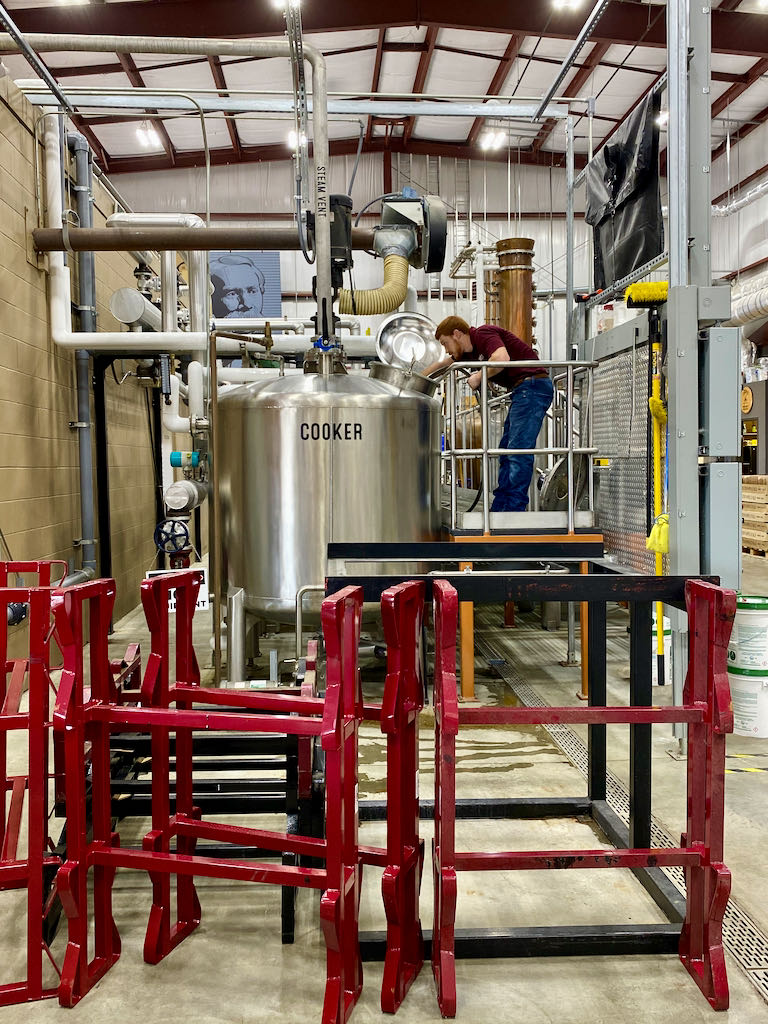 Cooker -Boone County Distilling Company