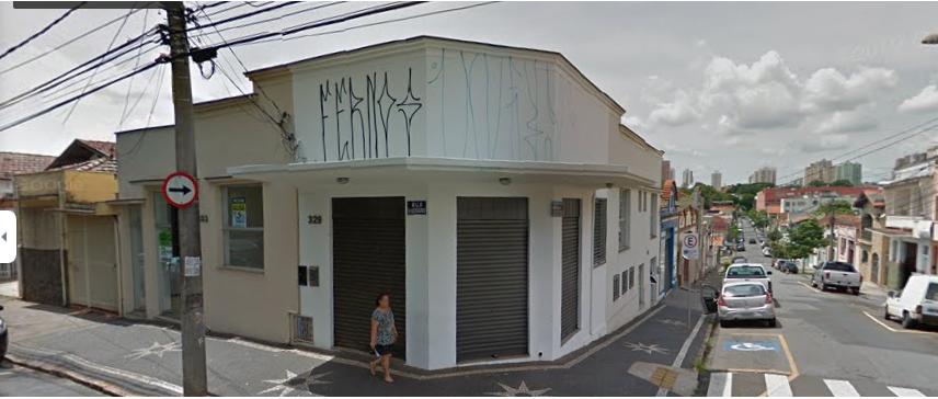 Esquina Rua do Rosário