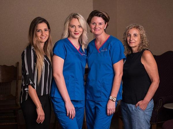 Dr. Mortada's Team